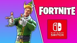 🔴 Best Fortnite Nintendo Switch Player // V-Bucks Giveaway //  900 Wins // Solo Matches!!