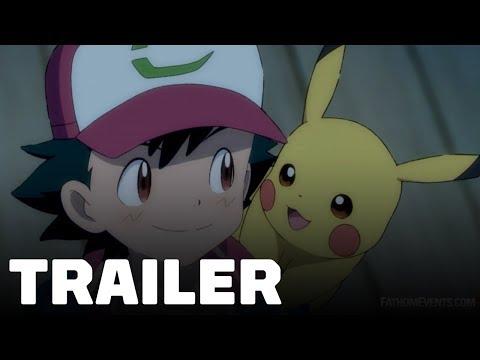 Pokémon the Movie: The Power of Us Trailer