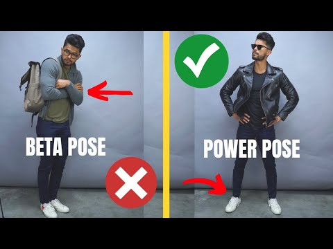 CHANGE How People See You With THESE Body Language HACKS!