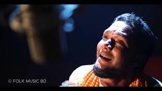 Bare Bare Ar Asa Hobe Na by Dipu Baul   Bangla Folk Music Video   YouTube