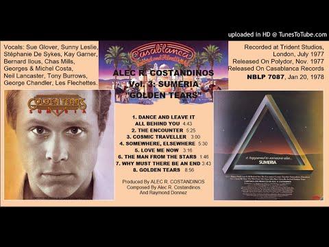 Alec R. Costandinos Vol. 3: Sumeria: Golden Tears [Full Album] (1977)
