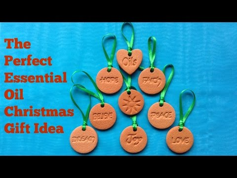 The Perfect Essential Oil Christmas Gift Idea
