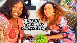 A DAY WITH SHEILA MWANYIGHA IN NAIROBI, KENYA. |Kemunto Bear