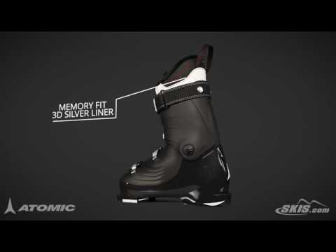 2017 Atomic Hawx Prime 90 Mens Boot Overview by SkisDotCom