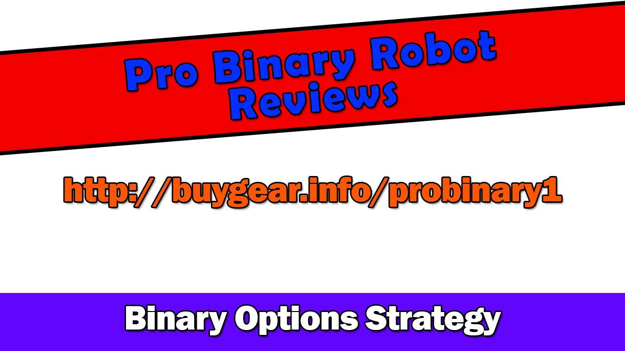 Binary trade signals free