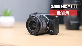 Canon EOS M100 Review Indonesia | Hasil Foto & Video