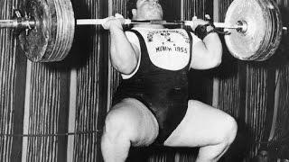 Пол Андерсон - самый сильный человек в истории. Часть 4 (перевод SFAP)