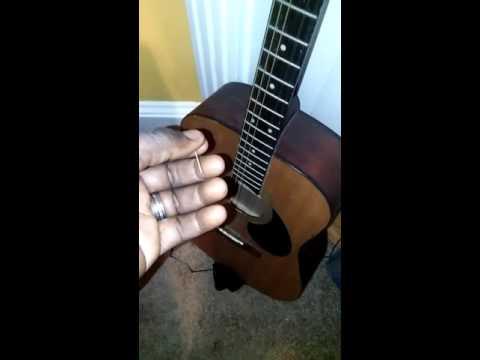 Bad guitar player