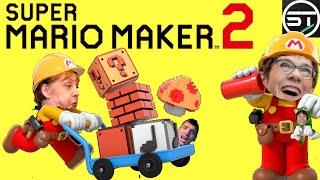 Super Mario Maker 2 Livestream : Erweitere DEIN Spielerlebnis