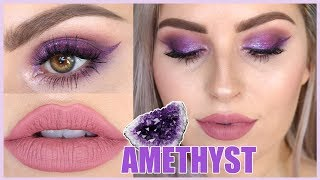 Gemstone Series 💜 AMETHYST 💎 ft Nipple Brushes! Chatty Tutorial