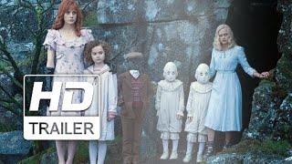 O Lar das Crianças Peculiares | Trailer Oficial | Legendado HD
