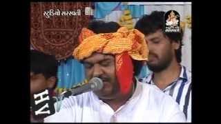 Kirtidan Gadhvi - Osman Mir Mandvi Kutch Live - Part - 6 - Marjiva Paghdiwada