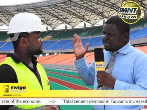 Twiga Cement - Stadium
