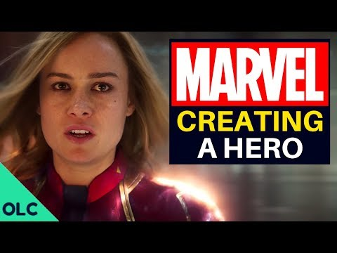 The History Of Captain Marvel: How Marvel Created Carol Danvers