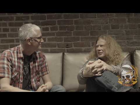 Megadeth's Dave Mustaine Discusses Unibroue Collaboration at Decibel Metal and Beer Fest
