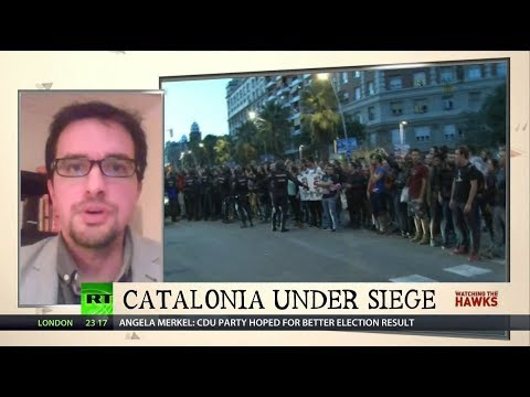 Catalonia's Push for Independence with Jaume Castan Pinos