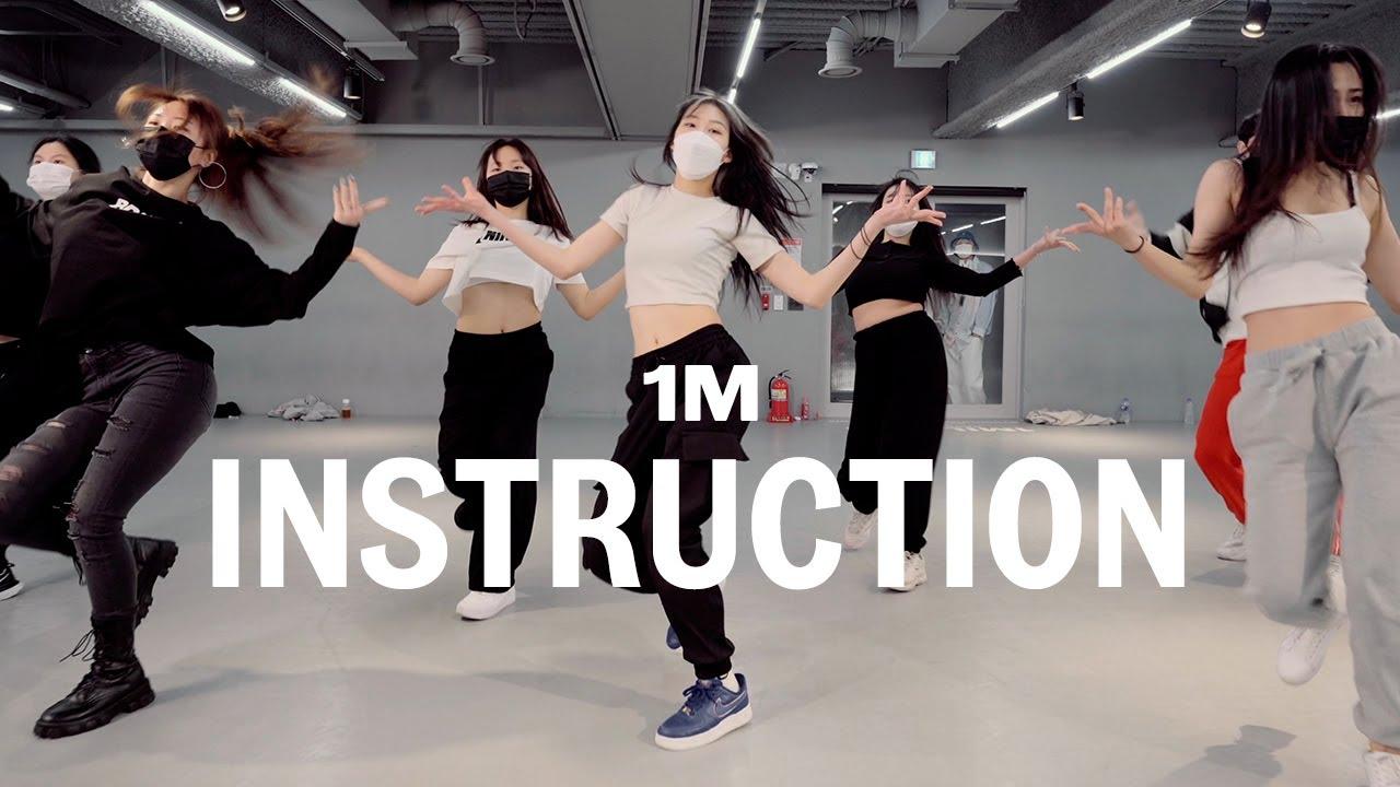 Jax Jones - Instruction ft. Demi Lovato, Stefflon Don / Learner's Class