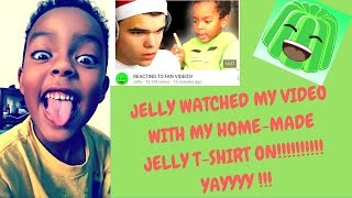 "A ""THANK YOU"" Video to JELLY !!!!!!!!!!!!"