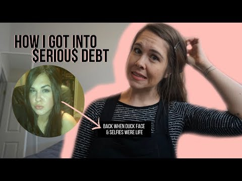 How I got into and paid off over $15,000 of debt