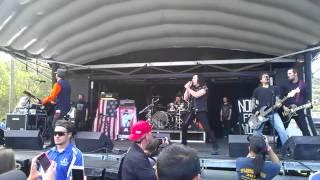 Amen - Coma America live @ Knotfest 10/25/2014