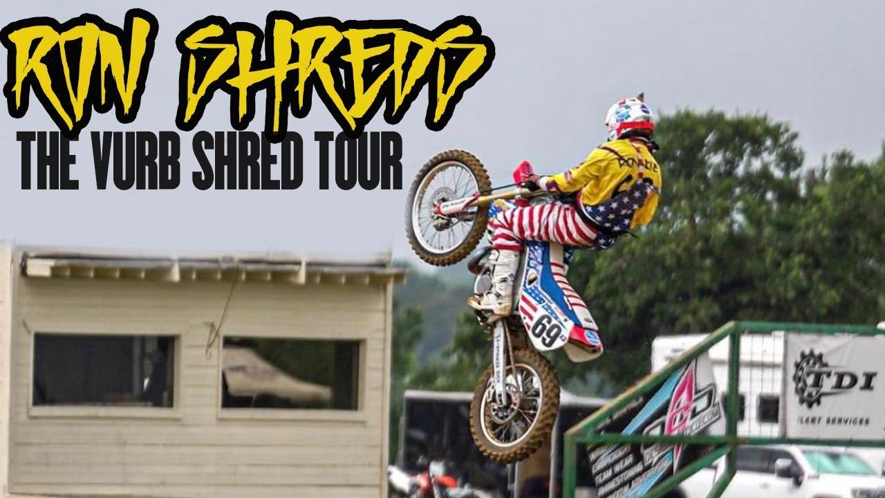 Ron Shreds The Vurb Shred Tour