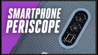 Oppo put a periscope inside a phone