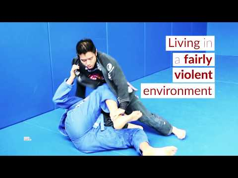 Why BJJ is so effective according to Mike from Ground Control BJJ & MMA