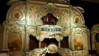 ベルギーのダンスオルガン「モルティエ」(1920年製)の音色
