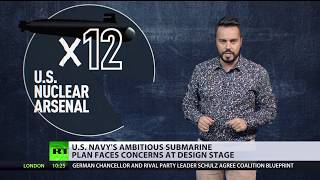 Next F-35: US navy's ambitious submarine faces concerns at design stage