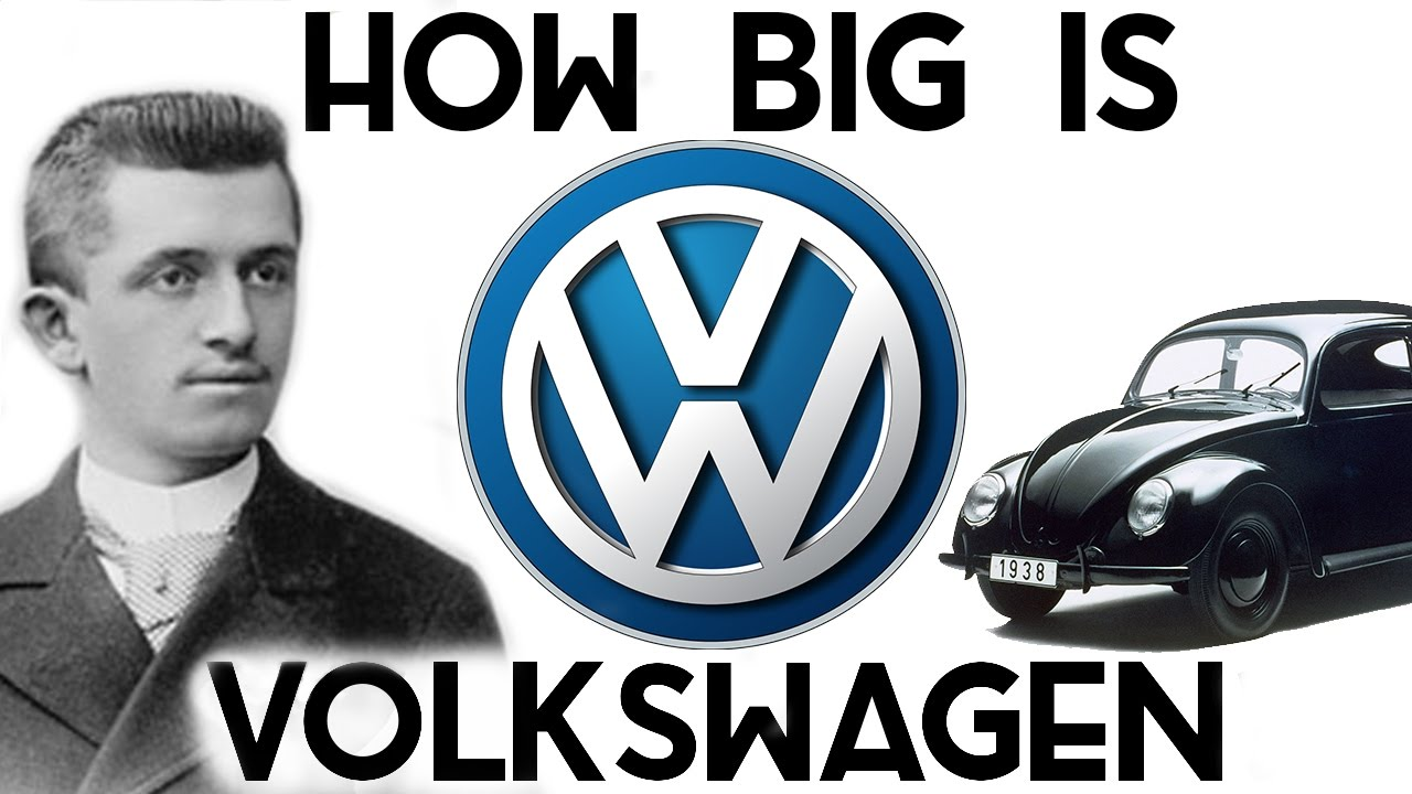 How Is Volkswagen They Own Lamborghini Bentley Bugatti Porsche You