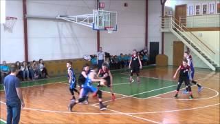 Basketbols U14 Līvāni - Jugla VEF