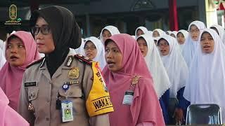 طالبات إندونيسيا ينشدن النشيد الوطني لجمهورية مصر العربية كاملًا ترحيبا بفضيلة الإمام الأكبر