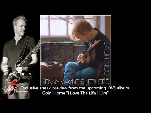 """KWS Band New Album Goin' Home Preview - """"I Love The Life I Live"""" Thumbnail image"""