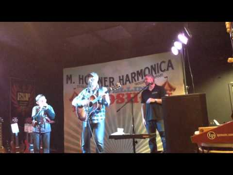 Sweet Amarillo Blind Wind Cole Moran with Ronnie Shellist