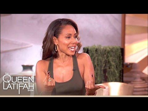 Jada Pinkett Smith on Meeting Will | The Queen Latifah Show