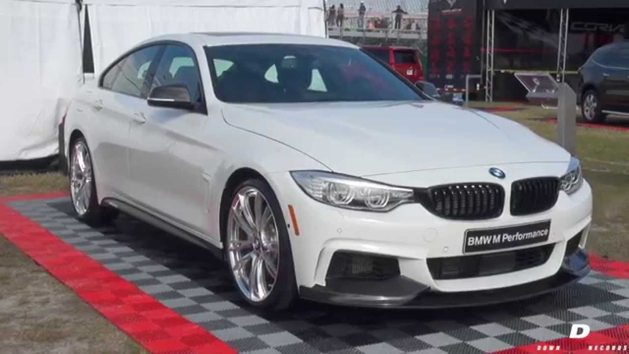 2015 bmw 435i gran coupe coupe m performance packages for Bmw 4er gran coupe m paket