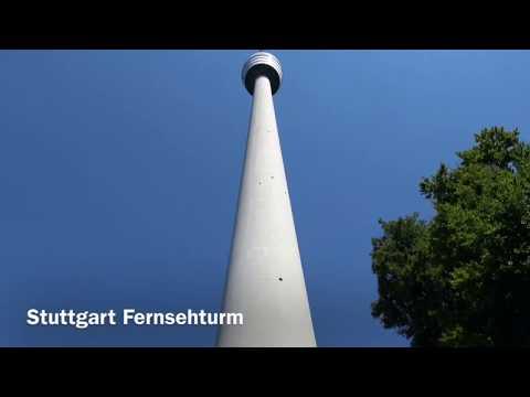 Fernsehturm (TV Tower), Stuttgart, Baden-Württemberg, Germany - 7th August, 2017