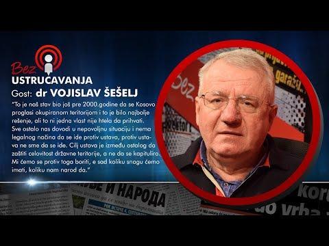 BEZ USTRUČAVANJA - dr Vojislav Šešelj: Kosovo treba proglasiti okupiranom teritorijom!