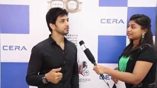 TV Actor Shakti Arora at CERA Style Studio, Mumbai