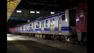 E531系K451編成 秋田総合車両センター出場配給@2020.9.14