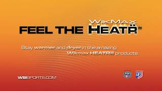 WSI SPORTS WIKMAX HEATR COLD WEATHER GEAR MADE IN USA