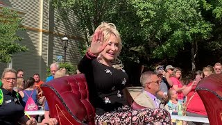 Dollywood's Wildwood Grove Grand Opening