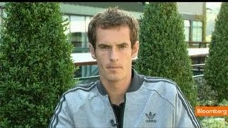 Wimbledon's Andy Murray: Sportsmen Get Paid Too Much