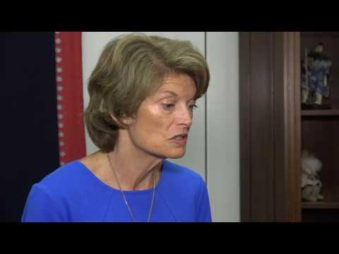 Sen. Murkowski Interview On Republican Healthcare Bill 7/18/17