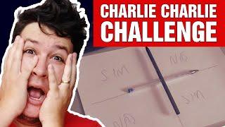 Charlie Charlie Challenge [EN Subs] (Fizemos e Deu Certo!)