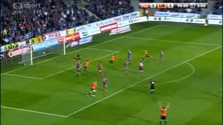 Plzeň - Liberec 1:2 (26.5. 2013)