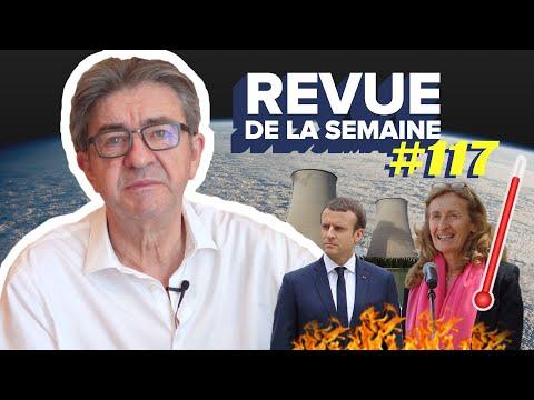 #RDLS117 : Climat, eau, nucléaire, indépendance de la Justice, Fillon, Kohler, Belloubet