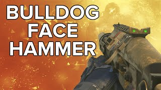 Advanced Warfare In Depth: Bulldog Face Hammer (elite Variant Review) (best Shotgun)