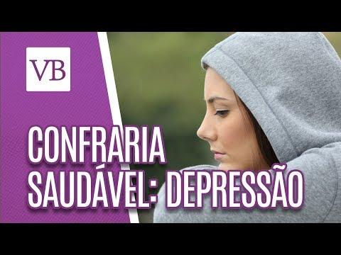 Confraria Saudável: Depressão - Você Bonita (10/05/18)