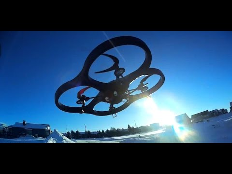 Full Review + Flight: WLToys V666 Quadcopter FPV HD
